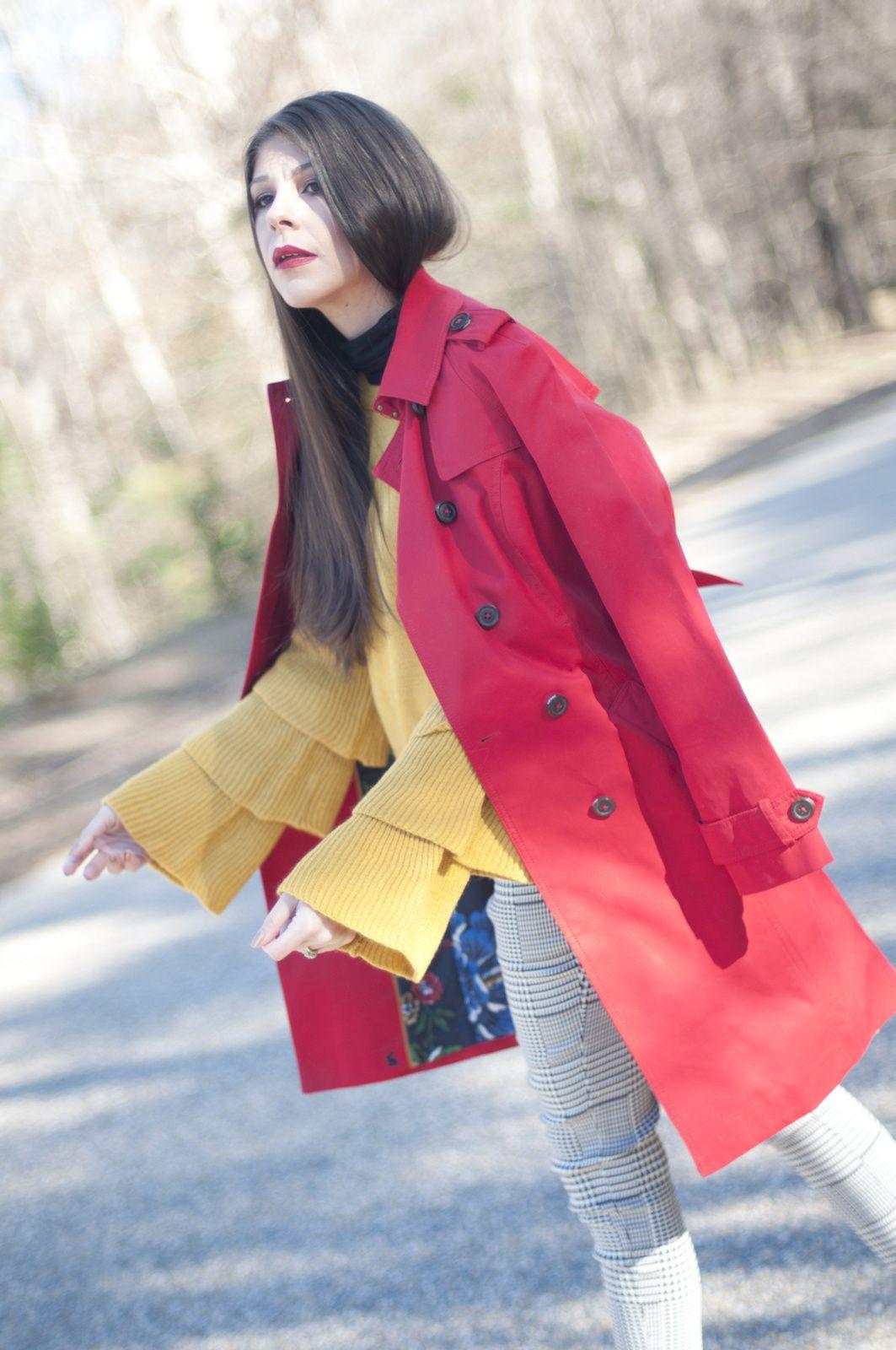 Fall Fashion Flashback