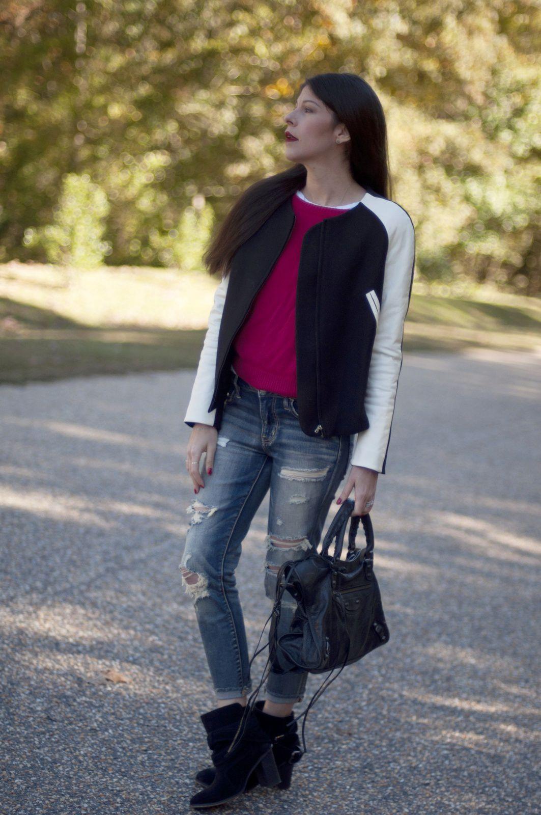 Couture Varsity Jacket