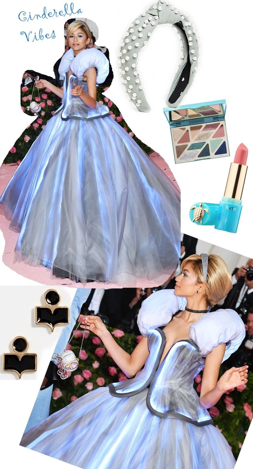 How to Channel Zendaya's Cinderella Vibes from the Met Gala!