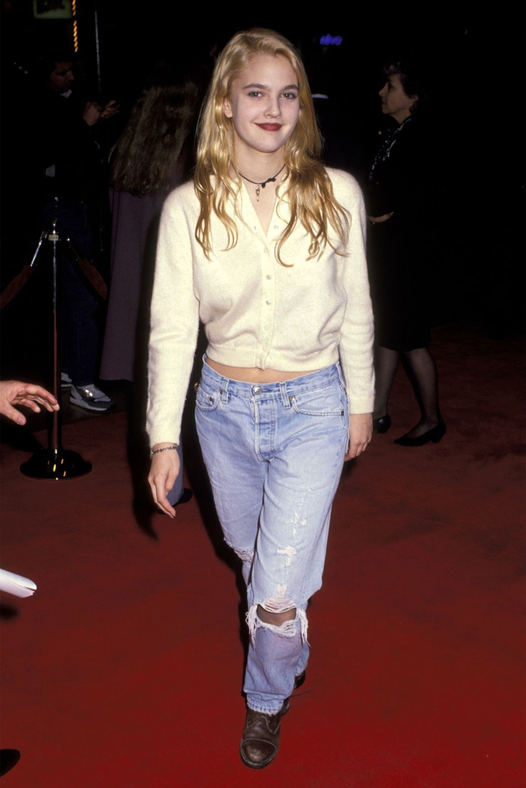 The 90s is Always in Fashion