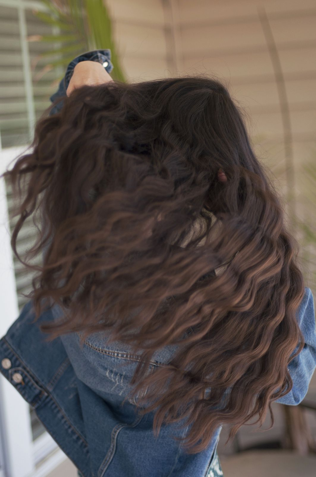 EASY BEACHY WAVES (you only need 3 things)