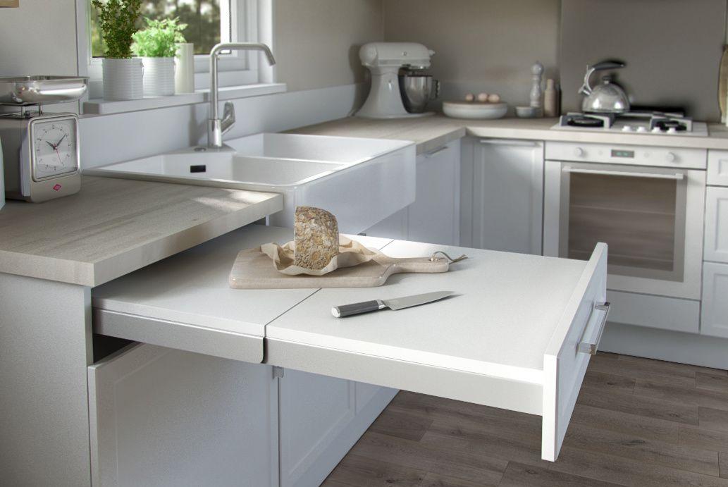 {BÉBÉ À BORD #4} La cuisine ou le goût d'un espace optimisé !