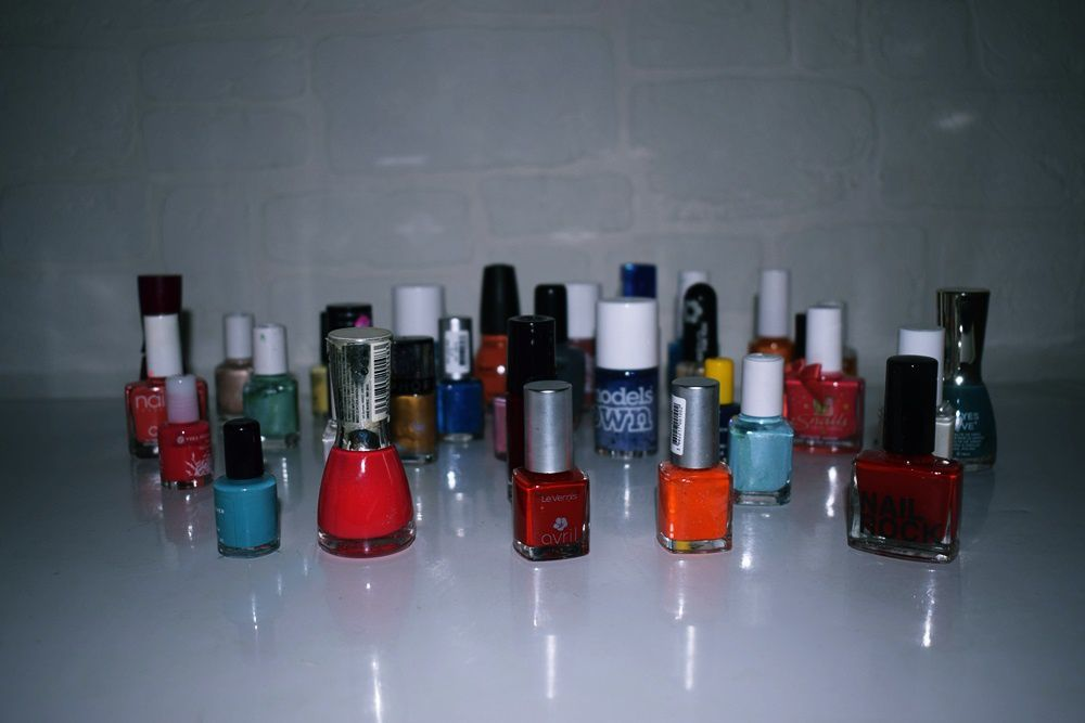 Ma petite collection ...