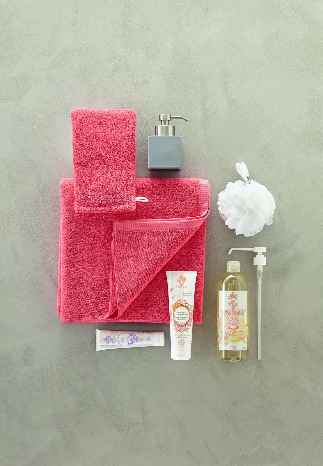 Un kit beauté pour une douche écolo !