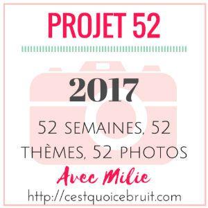 PROJET 52. #17