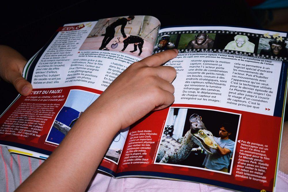 """Notre avis sur le magazine pour enfant """"Science & Vie découvertes"""" (De 7 à 12 ans)"""