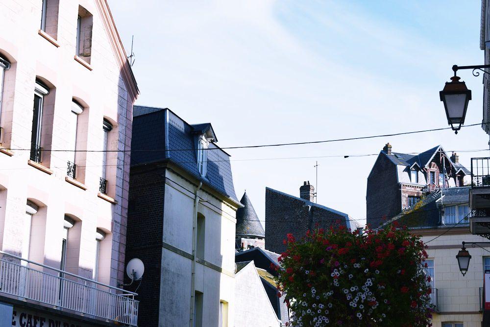 Jolie ville : Le Tréport