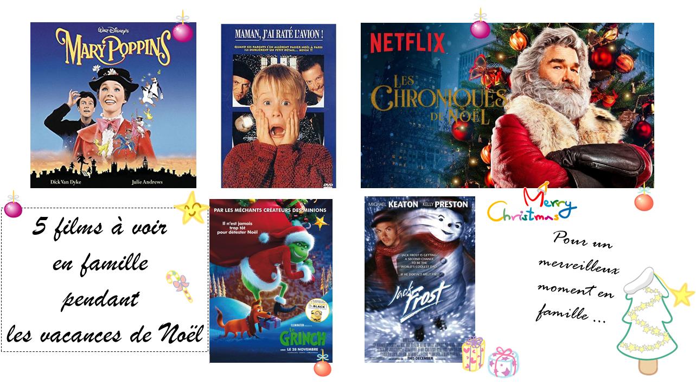 5 films à voir en famille pendant les vacances de Noël