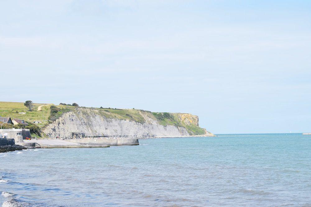 Weekend en Normandie avec ma trousse DermAsens