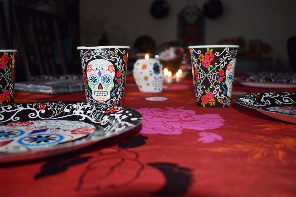 Nous décorons Halloween avec Vegaoo Party