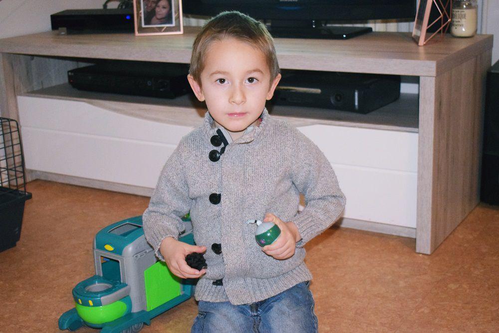 Liam a 5 ans