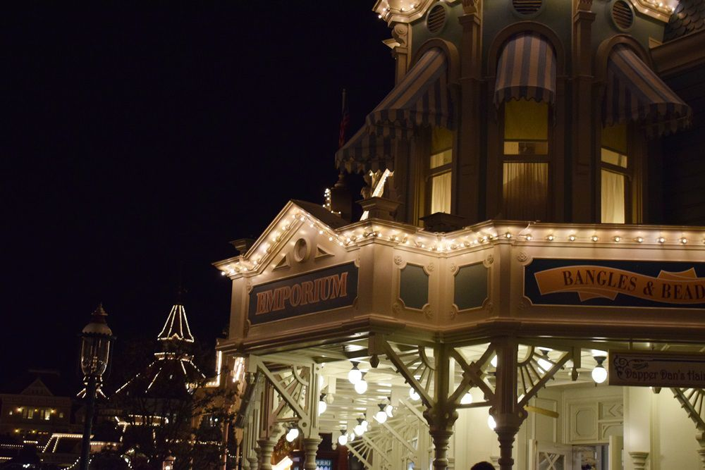 Un weekend à Disney