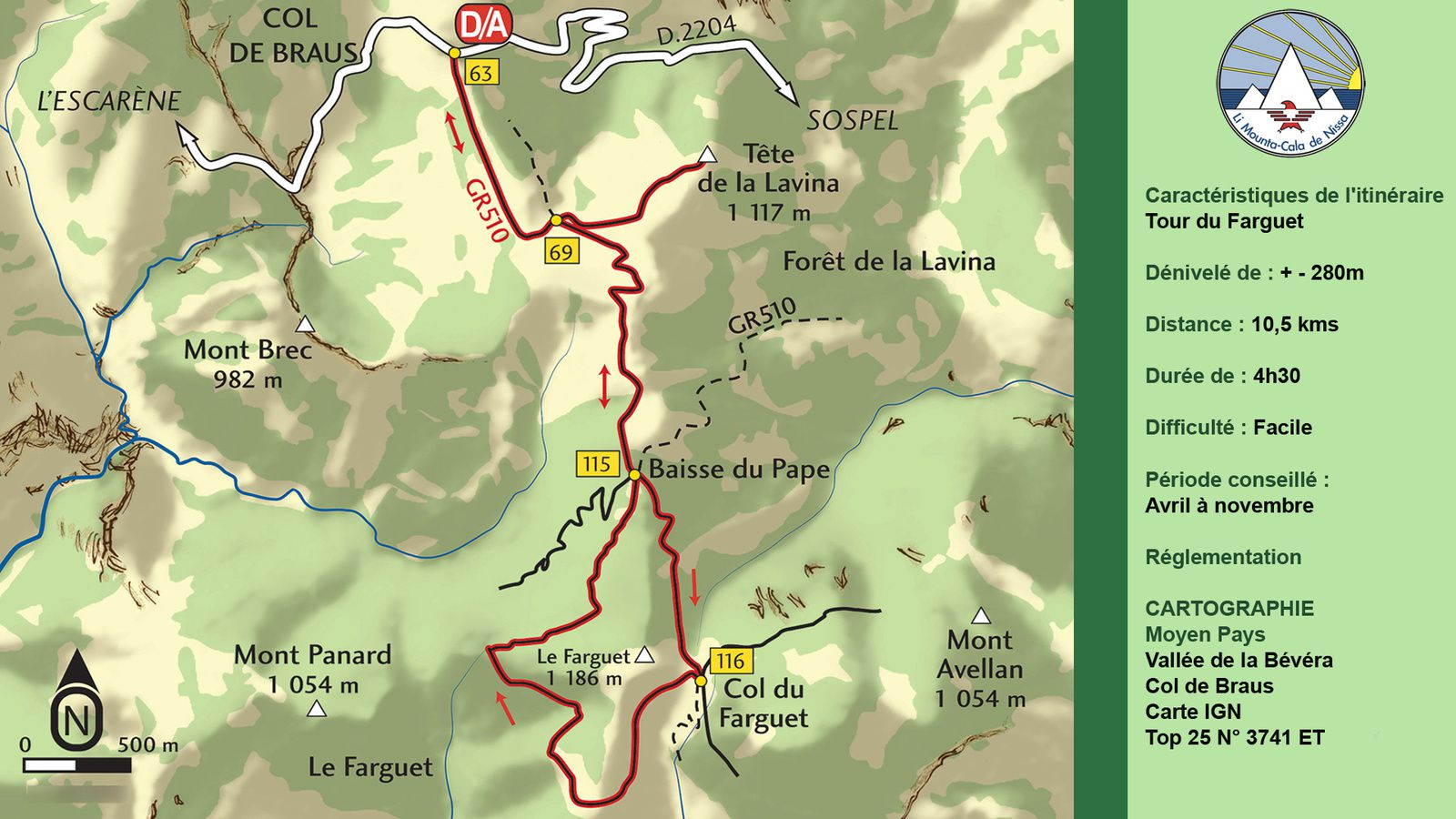 Tour du Farguet