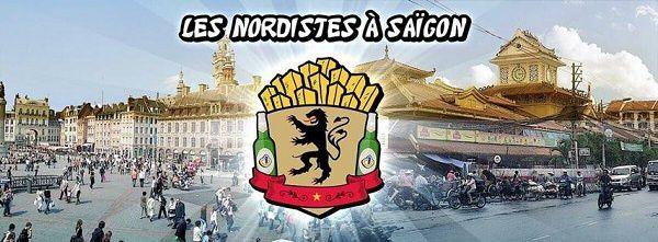Bien vu le logo avec les frites , les bières et le lion des Flandres