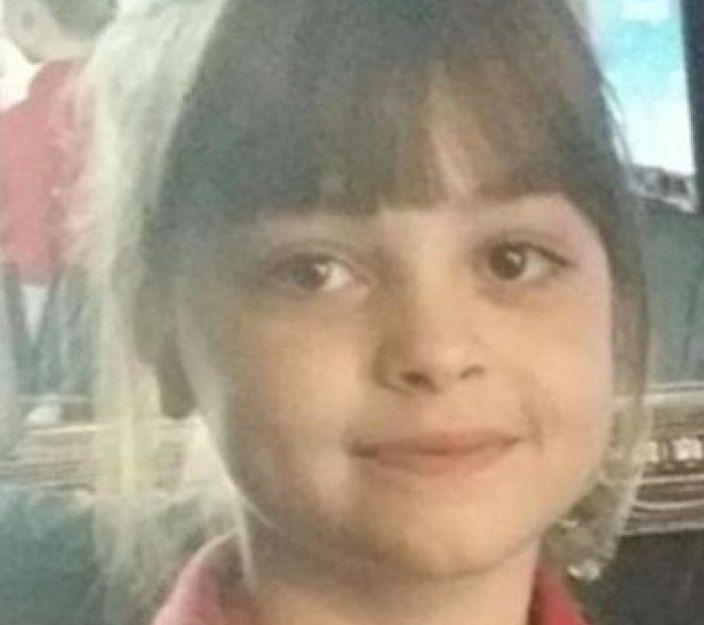 Saffi Rose 8 ans