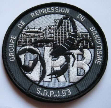 Logo du service d'appartenance d'Olivier NOREK