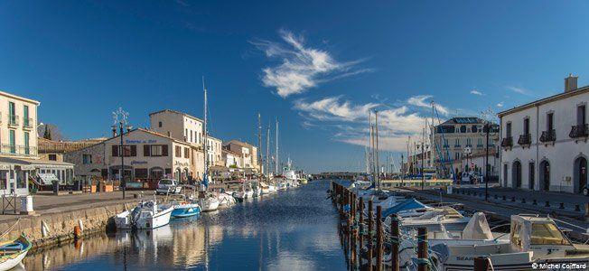 Marseillan le port
