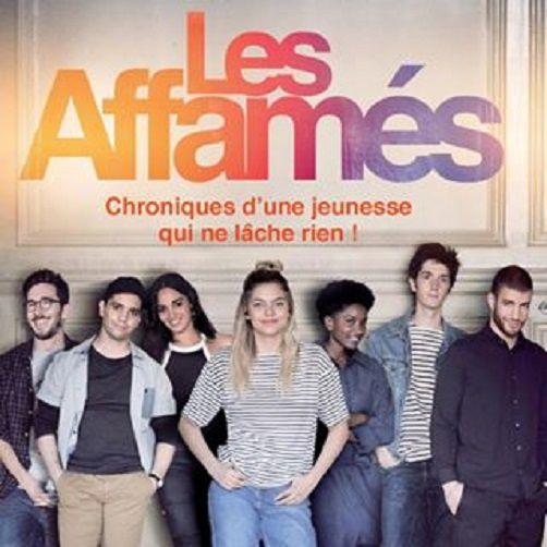 """Nouveau film avec Louane: """"Les affamés"""" ( N° 1871 )"""