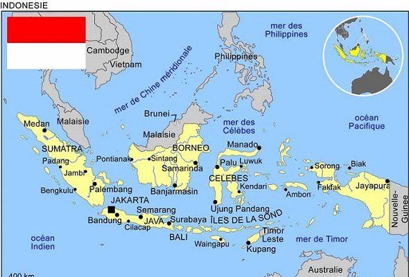 Une famille de FAMARS, près de VALENCIENNES, était en Indonésie au moment du séisme . ( N° 1891 )
