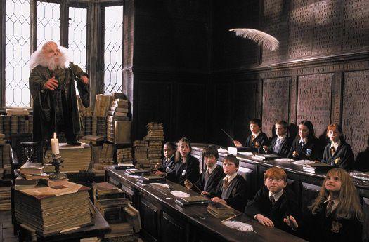 Quand Harry Potter vient au secours des professeurs ( N° 1951 )