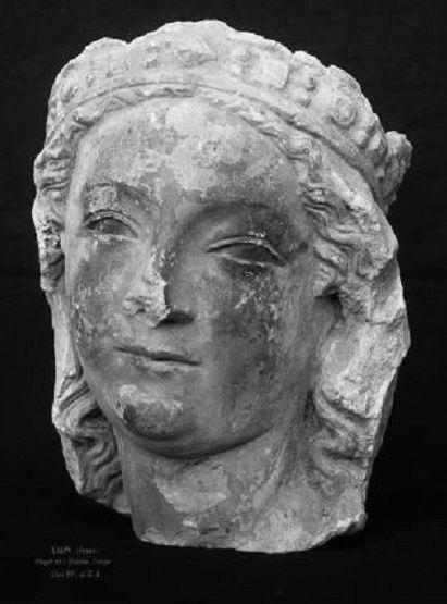 LAON : Une statue volée à VALENCIENNES il y a 100 ans, retrouvée en Angleterre( N° 1965 )