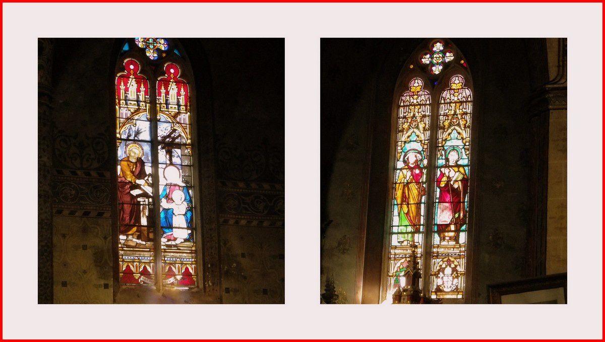 Les clarinettes ont résonné dans notre église de Villasavary,