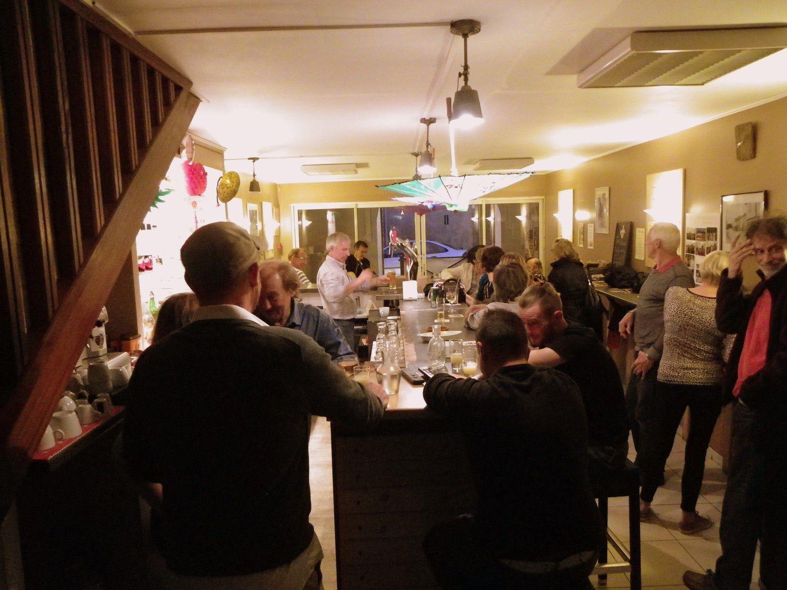 Soirée Blues au Bara'thym à Villasavary, Aude
