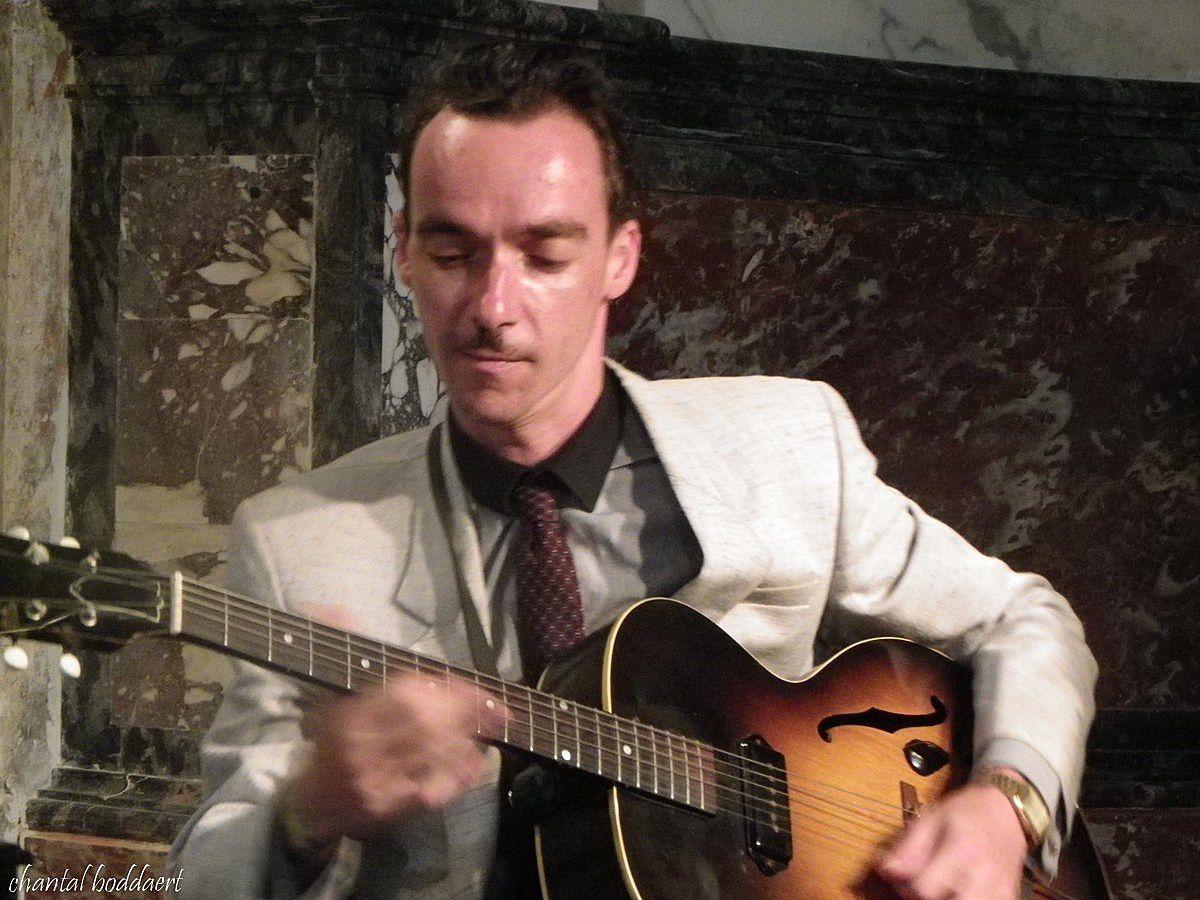 Guitare solo NICOLAS GROSSO