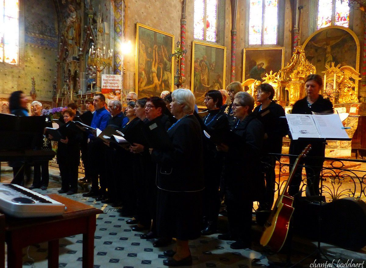 CONCERT DE NOEL Eglise de Villasavary, samedi 8 Décembre 2018