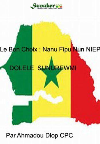 Chronique : Le Bon Choix : Nanu Fipu Nun Niep DOLELE SUNU REWMI. [Par Ahmadou Diop]