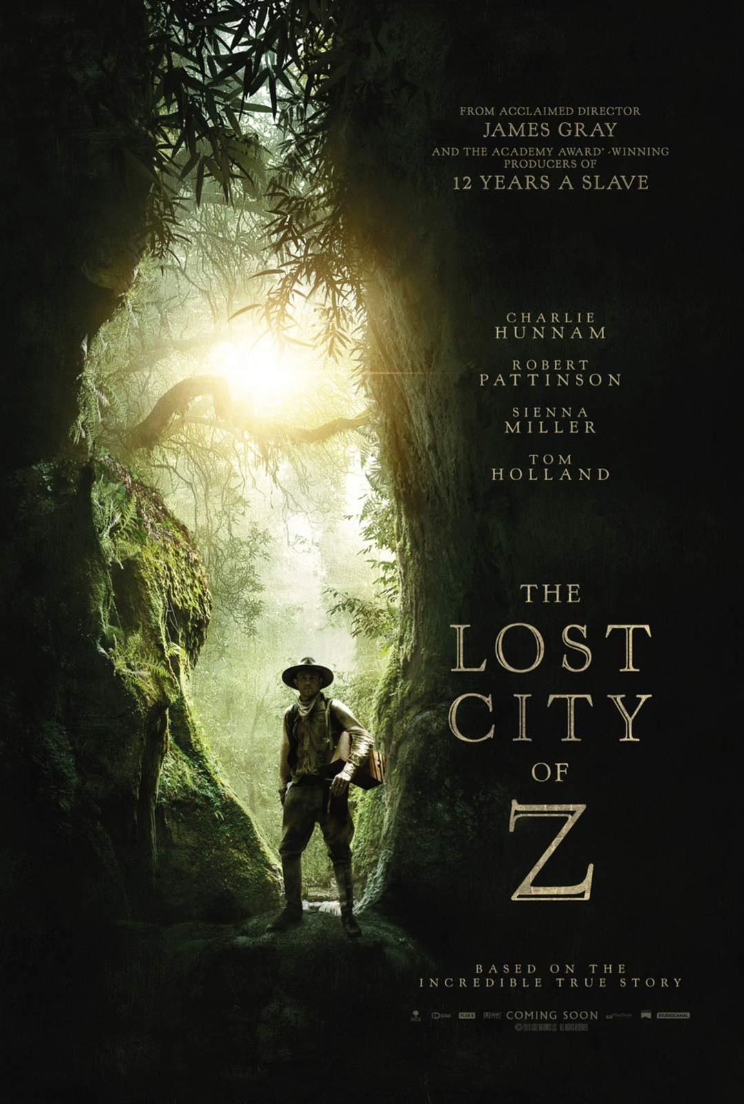THE LOST CITY OF Z de James Gray [critique]