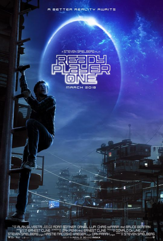 READY PLAYER ONE de Steven Spielberg [critique]