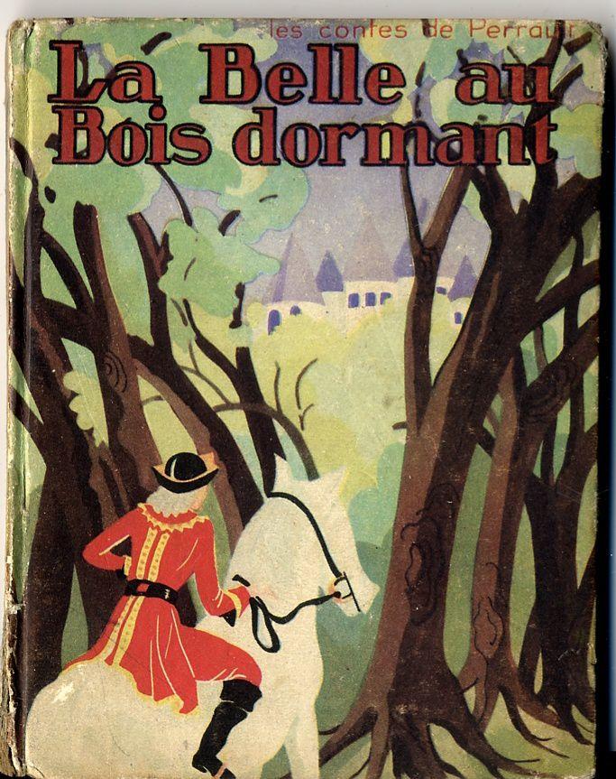 LA BELLE AU BOIS DORMANT d'à-peu-près les frères Grimm...