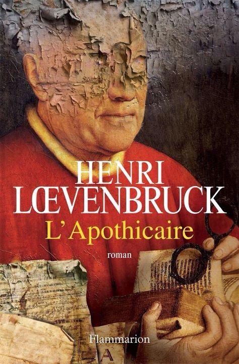L'APOTHICAIRE d'Henri Lœvenbruck [critique]