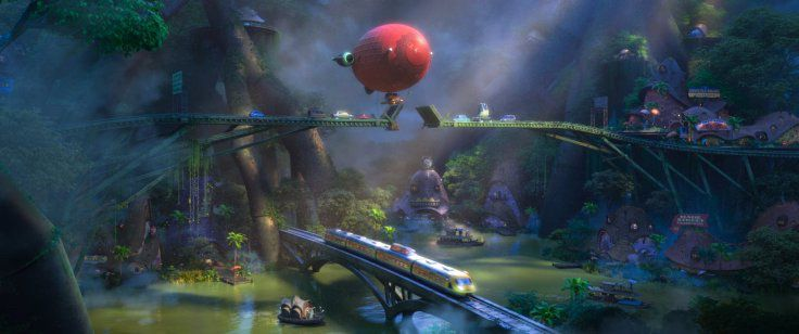 ZOOTOPIE de Byron Howard et Rich Moore (via Disney)