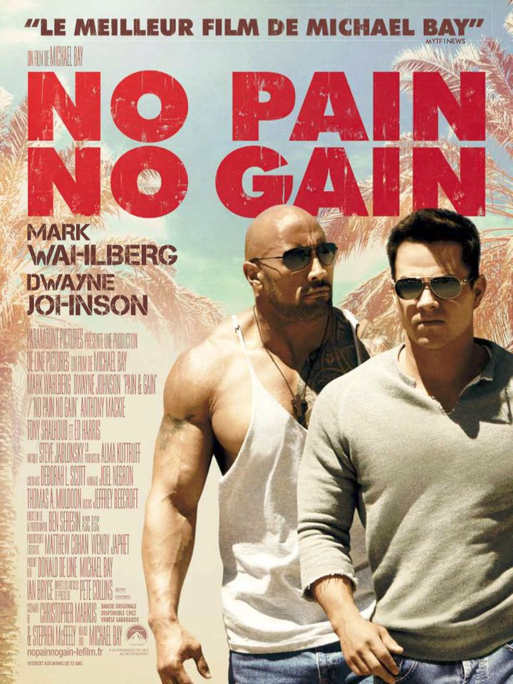 NO PAIN NO GAIN de Michael Bay [critique]