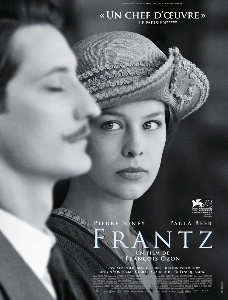 FRANTZ de François Ozon [critique]