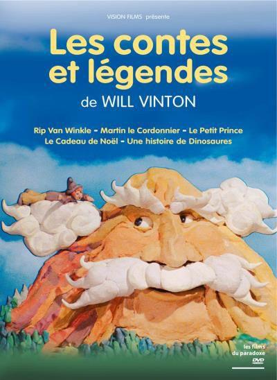 LES CONTES ET LÉGENDES DE WILL VINTON de Will Vinton (donc) [critique] & [résumé]