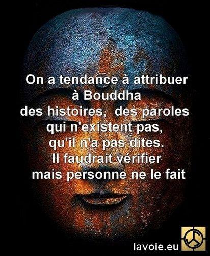 -La Vérité sur les paroles de Bouddha