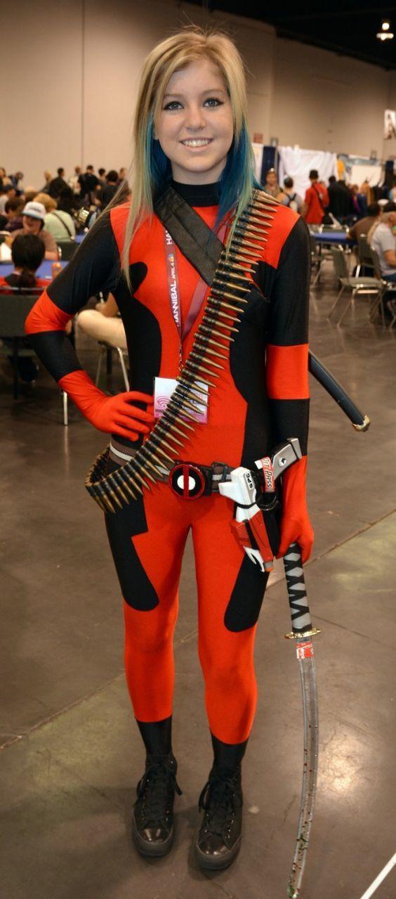 Selection Théme Cosplay : Deadpool