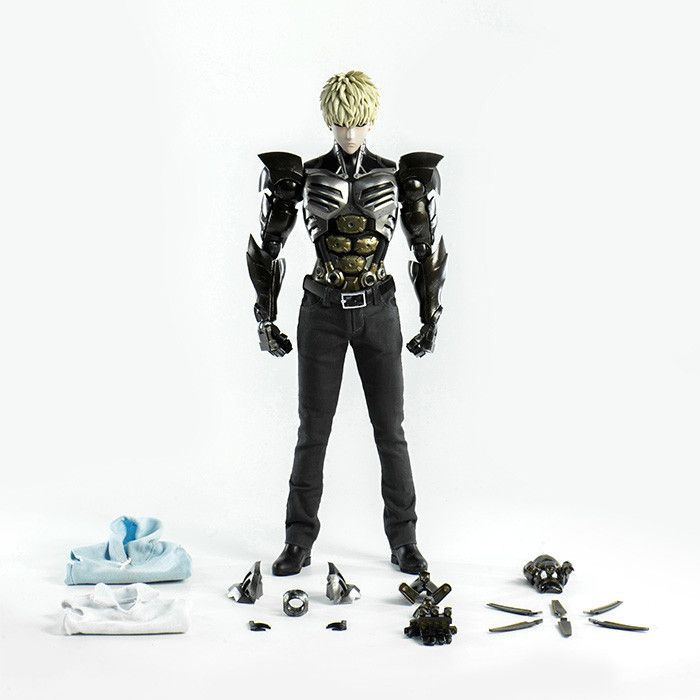 GenosdeOne-Punch Man en figurine
