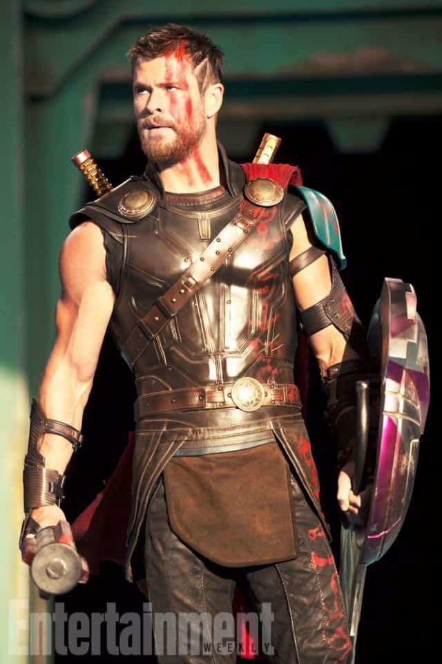 Thor dévoile son nouveau look pour le film Thor : Ragnarok