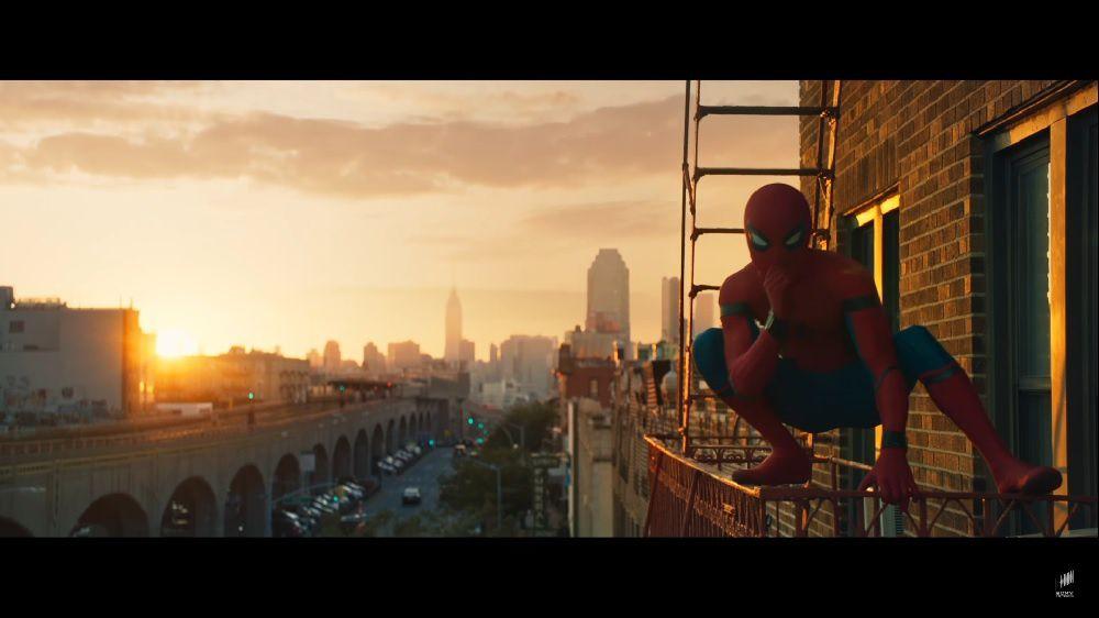 MCU - Spider-man : Homecoming Un nouveau trailer explosif