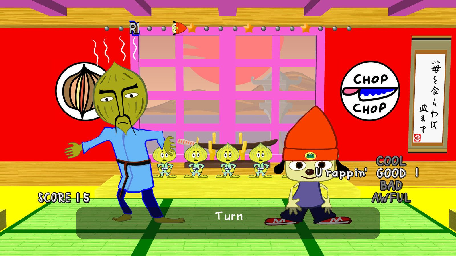 [TEST] Parappa The Rapper