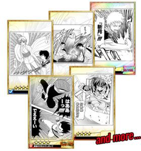Weekly Shônen Jump Ore Collection sur mobile