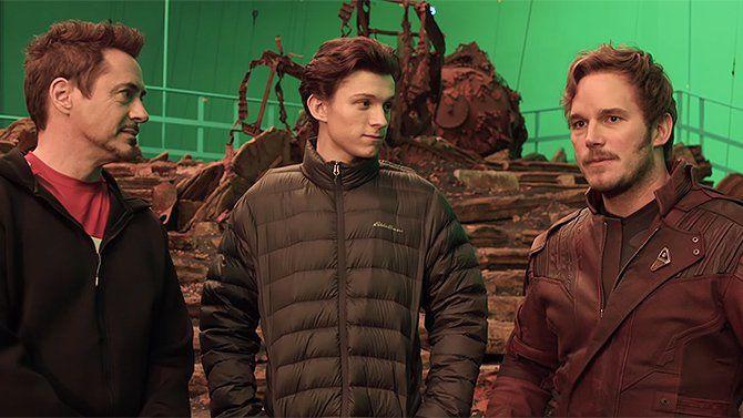 Avengers Infinity War : Des précisions sur le rôles de Gardiens de la Galaxie
