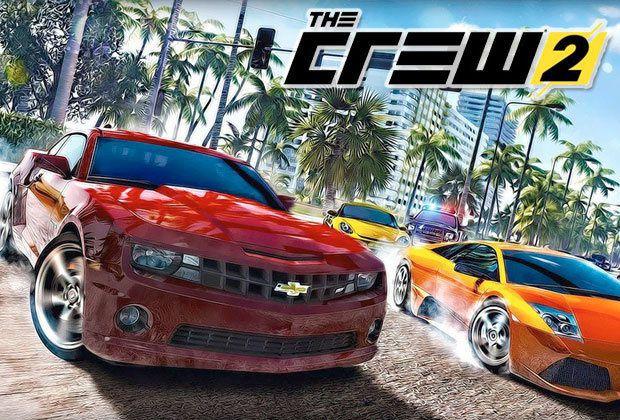 E3 2017 : The Crew 2 prévue pour début 2018 !