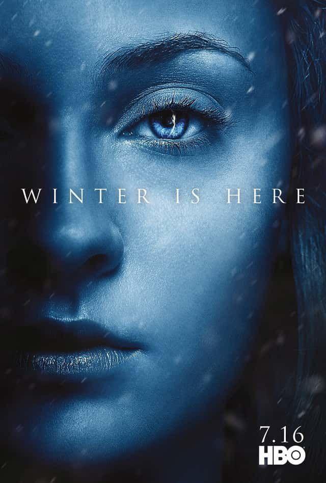 Des posters promos Game of thrones saison 7 !