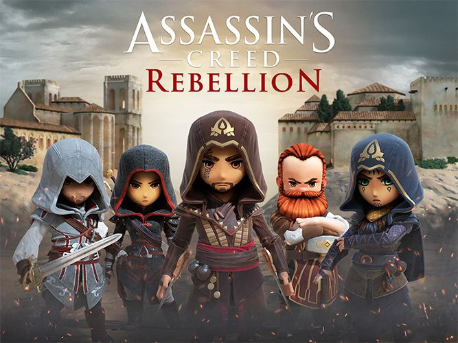 Ubisoft annonce Assassin's Creed Rebellion sur mobile