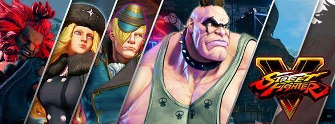 e massif Abigail rejoint le casting de la Saison 2 de Street Fighter V sur PS4 et PC !